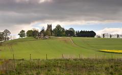 All Saints Church Holme on Spalding Moor (PentlandPirate of the North) Tags: allsaintschurch holmeonspaldingmoor rape seed happyshopper hilltop medieval yorkshire