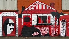 Aeon, Tom Gerrard & Eye... (colourourcity) Tags: graffiti streetart streetartnow streetartaustralia melbourne burncity awesome colourourcity nofilters aeon aeonfly tomgerrard sleepy pilfer eye kombat msa fly flies