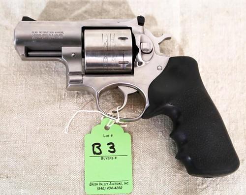 Ruger Super Red Hawk Alaskan .454 Casull caliber/.45 Colt Revolver ($756.00)