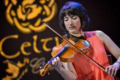 Kimberley Fraser – North Atlantic Fiddles – 10/14/15 (photo: Neil Gascoyne)
