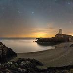 'Porth Twr Mawr Panorama' - Llanddwyn Island, Anglesey thumbnail