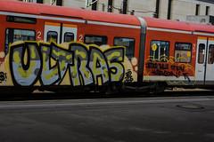 _DSC8754 (Under Color) Tags: graffiti hannover train zug db sbahn strain streetart subwayart art kunst vandal