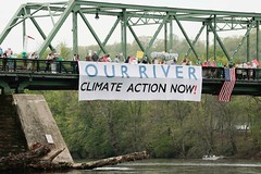 Frenchtown, NJ/Uhlerstown, PA, USA (350.org) Tags: 350ppm climate change 350org