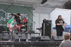 2017 St. Pat's Day Festival (Joseph C. Hinson Photography) Tags: columbiasc columbiasouthcarolina livemusic band people fivepoints marytree metal grunge guitars gutarist singer song