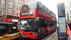 P1490528 2534 SN66 WRX at High Holborn Holborn London (LJ61 GXN (was LK60 HPJ)) Tags: ctplus hackneycommunitytransportgroup enviro400hybrid enviro400h enviro400hhybrid enviro400hybridcity enviro400city enviro400hcity enviro400hhybridcity city 2534 sn66wrx g45913