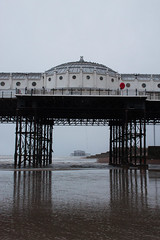 Two piers (Turnerevil) Tags: palacepier brighton