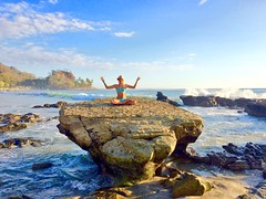 Theresa-Longo-Enlightened (TheresaLongo) Tags: yoga pose kundalini life force nature power love ocean beauty theresa models paradise heaven fitness alive healthy boss bossbabe