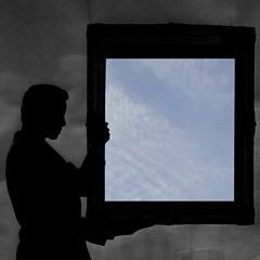 Ciel (ZEN evolved Optimist) Tags: conceptphotos heaven sky clouds video minimal concept art conceptart