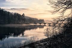 Klamer Brücke Versetalsperre (elseyjetter) Tags: versetalsperre sauerland märkischer kreis fog frühdunst mist nebelstimmung nebel nrw nature fujifilm fujinon 27mmf28
