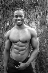 IMG_6029 (Zefrog) Tags: zefrog london uk muscle man portraiture bw sixpack pecs fit fitness blackman iyo personaltrainer bodybuilder