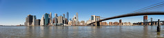Manhattan (Karlgoro1) Tags: sony alpha a7 ii mirrorless digital camera ilce7m2 carl zeiss variosonnar t 3570 mm f 34 cy lens contax manhattan new york city street buildings architecture building sky lines brooklyn bridge east river outdoor structure infrastructure tower panorama