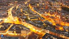 Frankfurt Skyline 16 April, 2017 (Vintage Nexgrapher) Tags: frankfurtskyline16april2017 lens germany sony frankfurt sonynex5r master gsony g lensskylineeveninglightsony fe 2470mm f28 gm sel2470gm sonyflickraward