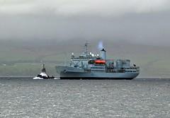 Fort Rosalie (Zak355) Tags: rfafortrosalie fortrosalie royalnavy navy ship boat vessel riverclyde rothesay isleofbute scotland bute scottish shipping lochstriven