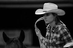 Concetration (Get The Flick) Tags: rodeo heardcountyga franklinga georgia roper cowgirl cowboyhat heardcountycattlemansassociation