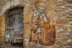 Thursday Door Day / DDD Donderdag Deuren Dag (jo.misere) Tags: deuren doors ddd tdd cahors frankrijk france