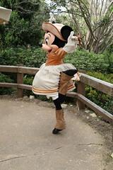 minnie (alienalice) Tags: hkdl hkdisneyland pooh donald daisy duffy she shelliemay disneyfriendsspringtimeprocessionalparade kristoff beast mickey minnie