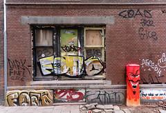 random street devil (Hunter Gatherer001) Tags: devil streetart amsterdamstreet