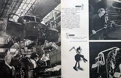 1959. Дорохов А. Как гайка толкнула грузовик 32-33 (foot-passenger) Tags: детскаялитература дорохов грузовик 1959 зил zil childrensliterature