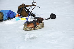 IMG_7025 (kjegil) Tags: norway icefishing relaxing spring sunnbathes