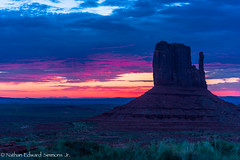 _DSC2519-2.jpg (Nathan Edward Simmons Jr.) Tags: monumentvalley utah arizona navajo themittens oljatomonumentvalley unitedstates us