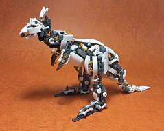LEGO Mech Kangaroo-01 (ToyForce 120) Tags: lego robot robots mecha mech mechanic legomech legomoc