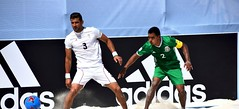 Debuta México con derrota ante Irán en el Mundial de Playa (Video) (conectaabogados) Tags: ante debuta derrota irán méxico mundial playa video