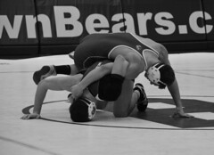 Brown-Hofstra 2016-02-20 - 174 - DSC_2351 b (bix02138) Tags: wrestling wrestlingmeets pizzitolasportscenter brownuniversity brownbears hofstrauniversity hofstrapride providenceri february20 2016 ©2016lewisbrianday wrestlers athletes jocks sports 174pounds 174