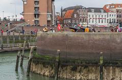 Viering Vlissings Verzet van 1572, rondeel Vlissingen (Omroep Zeeland) Tags: vlissingen walcheren zeeland viering evenement vieringvlissingsverzetvan1572 vlissingsverzet rondeel kanon