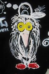 BLB_4751 boulevard du Général Jean Simon Paris 13 (meuh1246) Tags: streetart paris boulevarddugénéraljeansimon lelavomatik paris13 blb animaux oiseau
