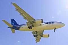 BCN/LEBL: AirTransat Airbus A310-313 C-GTSY (Roland C.) Tags: bcn lebl airport barcelona elprat spain airtransat airbus a310 a313 a313313 cgtsy