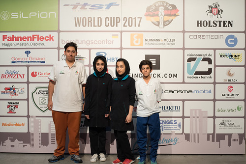 Team Iran Juniors