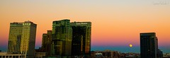 Baltimore Vice (SpencerTheCookePhotography) Tags: baltimore maryland skyline moon city buildings outdoors explore canon ultrawide 5dmarkiv