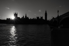 Shadow Government (Anthony P26) Tags: category citiestowns elizabethtowerbigben england housesofparliament london places riverthames travel sun sunstar silhouette shadow shadows canon1585mm canon70d canon outdoor skyline cityscape city river uk unitedkingdom greatbritain britain british english government water light sky cloud travelphotography monochrome bw blackandwhite whiteandblack