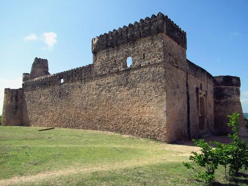 Gereza Kilwa Fort