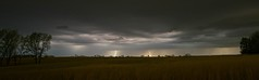 Balanced Lightning [Explore] (thefisch1) Tags: lightning kansas strom thunder strike ground horizon time exposure