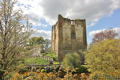 Guildford Castle Keep (MedievalRocker) Tags: