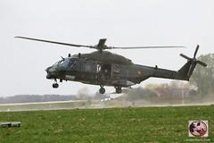 NH90 / Belgium (Combat-Camera-Europe) Tags: hubschrauber helicopter helicoptre nh90 airbushelicopter airbus nhi nhindustries belgien belgium belgian nato otan exercise exercises militär military army airforce 2air force avitation
