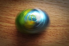 twist :) (green_lover) Tags: macromondays intentionalblur twist macro colours blur