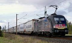 P1150409 (Lumixfan68) Tags: eisenbahn loks baureihe 182 siemens eurosprinter es64 u2 elektroloks drehstromloks werbelok mrce txlogistik txl züge güterzüge