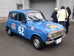 tamttd17105b (tanayan) Tags: car automobile cg club toyota museum tam aichi nagakute japan ttd 愛知 長久手 日本 トヨタ iphone french renault quatre 4 rally