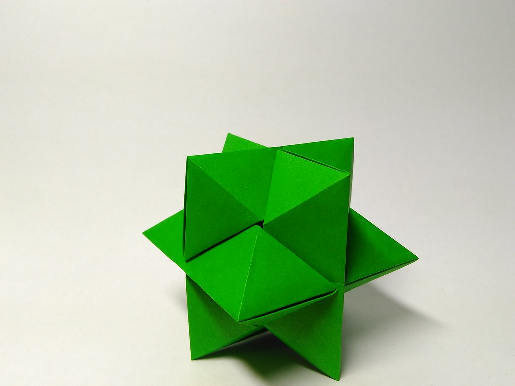 The World's Best Photos of burr and origami - Flickr Hive Mind