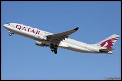 Qatar Airways Airbus A330-202 (A7-ACJ) (Xavier Bayod Farr) Tags: barcelona airplane geotagged airport aircraft aviation bcn airbus xavier airways avi avin aeroport aeropuerto a330 spotting qatar elprat qatarairways bayod farr lebl a330202 a7acj canoneos60d sigma120400 xavierbayod xavierbayodfarr