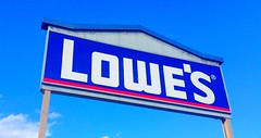 Lowes Sign