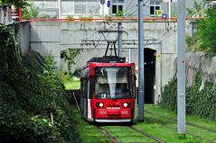 AEG GT6N #1003 VAG Nrnberg (3x105Na) Tags: germany bayern deutschland 8 tram 1003 vag nrnberg strassenbahn tramwaj aeg niemcy norymberga gt6n