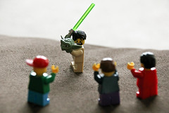 Breaktime Interrupted (Phiery Phoenix Photography) Tags: world light storm building boys phoenix hat kids canon toy toys photography rebel star la starwars costume orlando yoda lego florida cosplay disneyland character stormtroopers disney troopers disneyworld darth hollywood r2d2 legos saber land vista characters blocks lightsaber wars vader darthvader waltdisneyworld build studios clone academy walt kissimmee waltdisney buena jediacademy t2i labuenavista canonrebelt2i phiery phieryphoenixphotography phieryphoenix