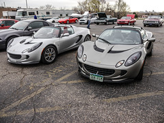Twin Flowers (Hunter J. G. Frim Photography) Tags: colorado lotus elise supercar