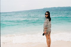 Beautiful Boracay (Eason Q) Tags: white beach philippines boracay fridays  girl
