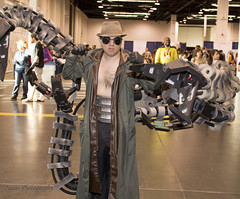 Wondercon 2014 Day 2 328 (Ivans Photography) Tags: photography cosplay doctor octopus ivans wondercon 2014
