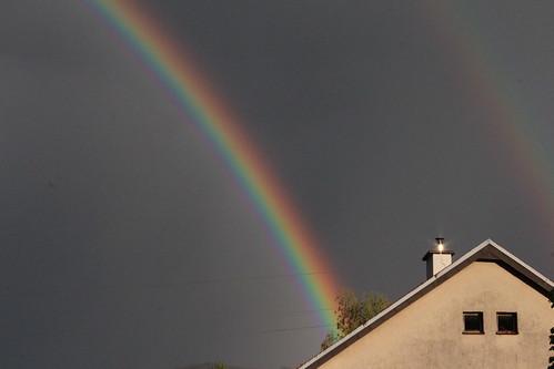 Under Rainbows