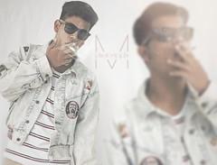 Fucking Drugged. (Morksphotography.) Tags: new boy art pose photography photo model nikon cigarette smoke bad professional tumblr